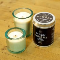 The Greatest Candle In the World: from used oil to wax by Mário Silva