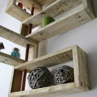 NITYA: pallet wood shelving system by YvaR DesigN