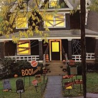 Cardboard Halloween Decor | Upcycle That
