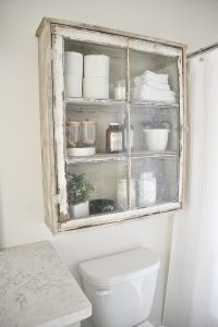 DIY Bathroom Cabinet | Upcycle That