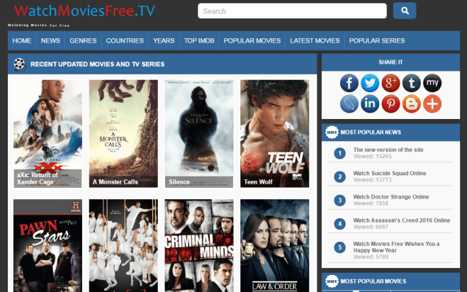 Crackle - Watch Free Movies Online – Full-Length