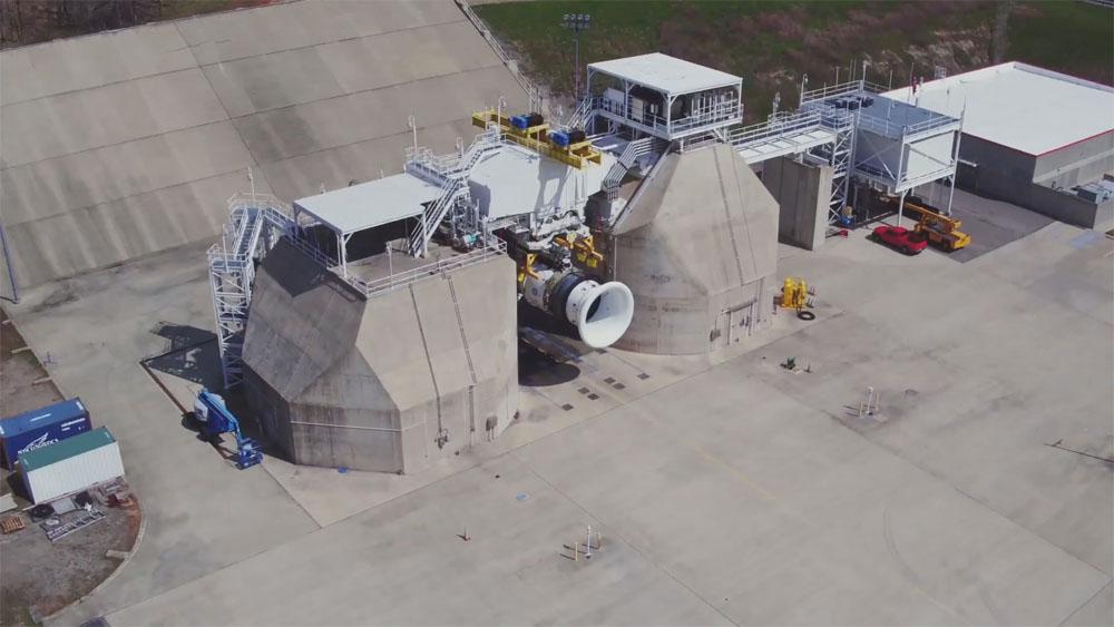 General Electric rondt testen GE9X af