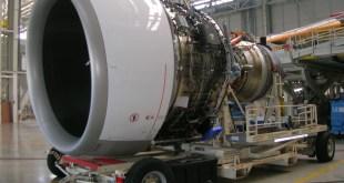 Foto ter illustratie - Rolls-Royce Trent-900 motor (c) Dr Brains