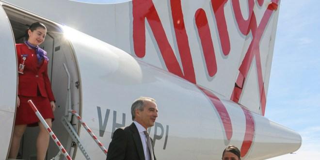 Etihad nu grootste aandeelhouder Virgin Australia