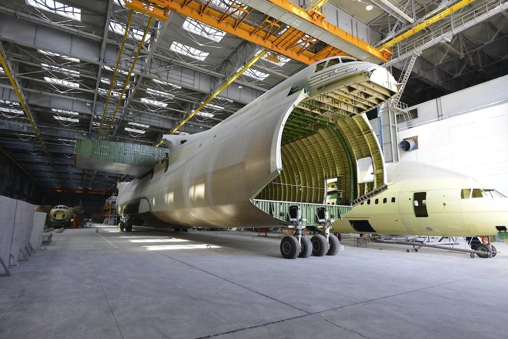 Plannen voor meer Antonov An-225's | Foto's