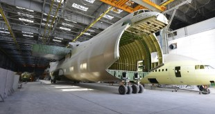 Tweede An-225 ©Antonov