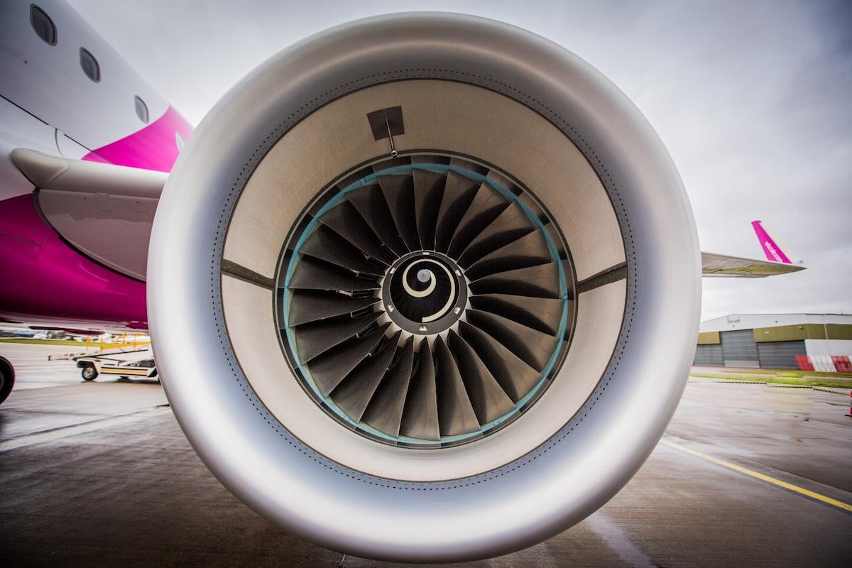 Wizz Air vaker met A321 naar Eindhoven
