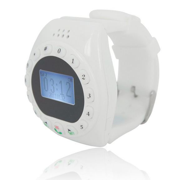 uPlay Smart Watch Phone MQ999 for Kids and Elders