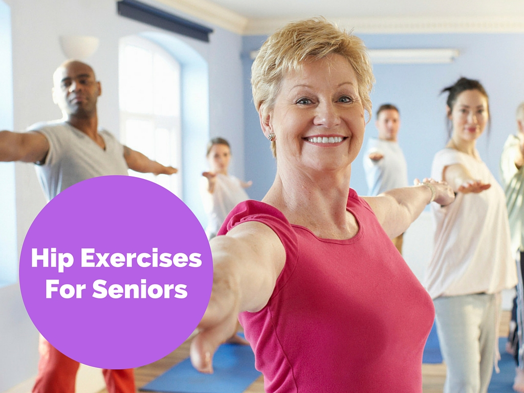 3 Hip Exercises For Seniors That Anyone Can Do