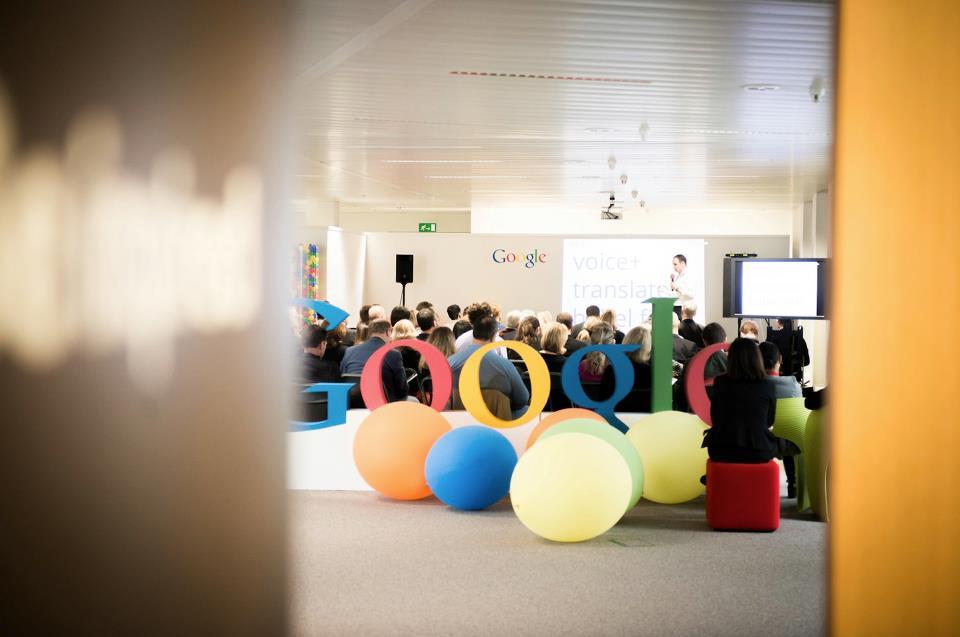 La team des Playmos au Google Partners Event