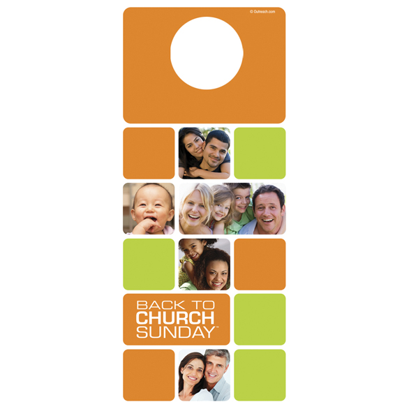 10 Inspiring Church Door Hangers and Other Design Related Tips