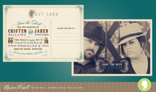 30 Beautiful Save the Date Postcard Designs That You\u0027ll Fall in Love