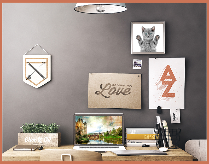 How To Hang Posters Without Damaging The Wall Uprinting