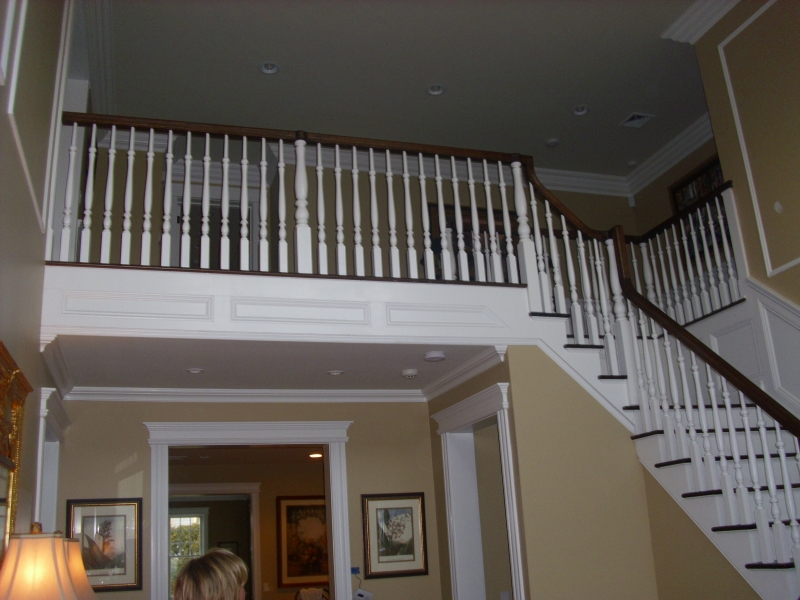 Traditional Stair Parts Jackson Woodturners