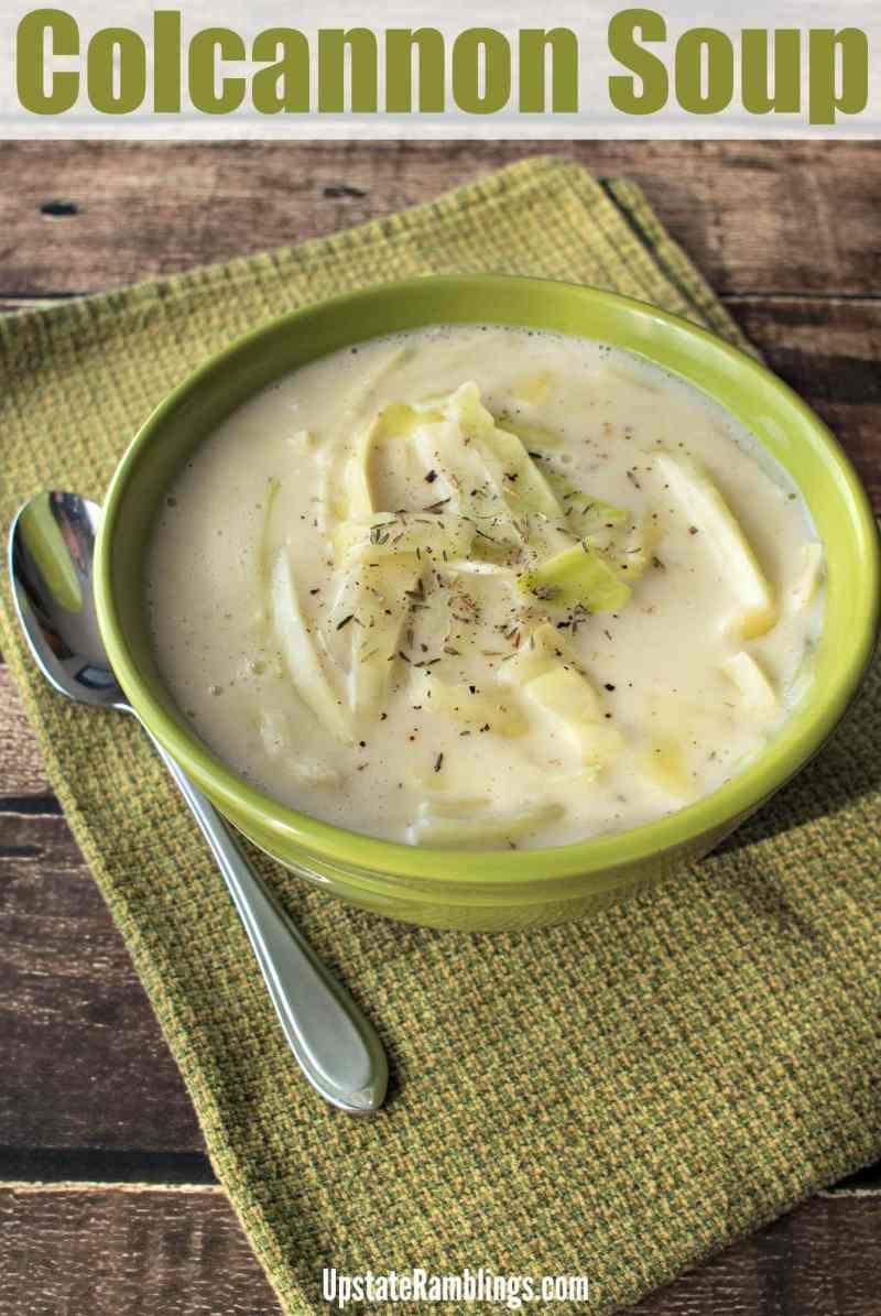 Large Of Irish Potato Soup