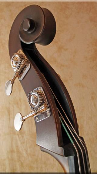 Nickle Tuner for Upright Bass