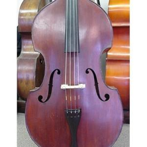 SOLD: Tyrolean Double Bass CA 1900 SOLD