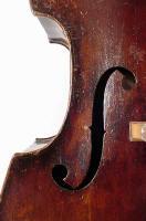 SOLD: C.F. Pfretzschner Double Bass