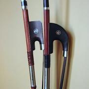 UB Workshop Double Bass Bow Brazilwood SELECT