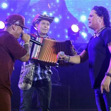 Carlos Vives en concierto histórico