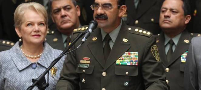 He vivido una pesadilla: general (r) Palomino