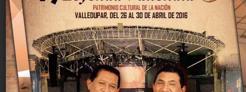 Ya está lista la programación del Festival Vallenato 2016
