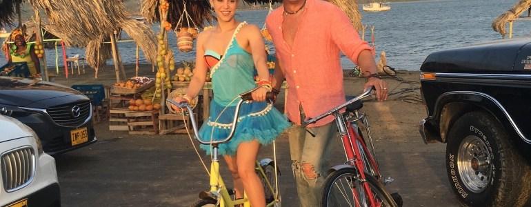 """Este 27 de mayo será el lanzamiento de """"La bicicleta"""""""