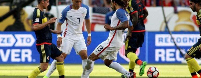 El camino de Colombia y Estados Unidos al juego del tercer y cuarto puesto