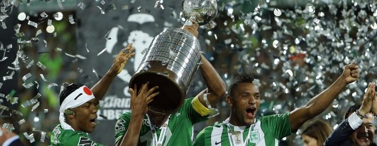 ¡Nacional bicampeón continental! 🏆🏆
