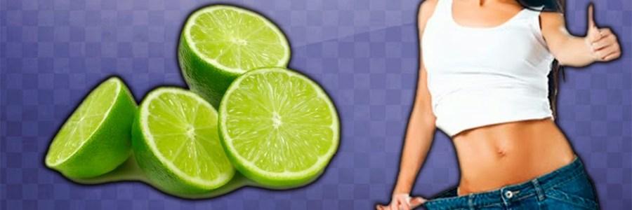 Adelgaza con limón ¿Sabes cómo?