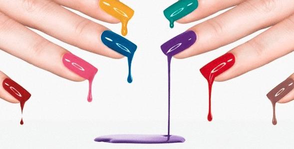 Esto pasa en tu cuerpo después de ponerte esmalte de uñas