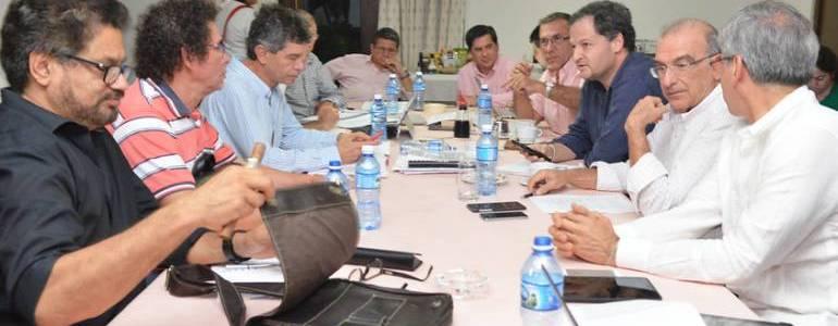 Gobierno espera tener un nuevo acuerdo con las Farc antes de Navidad