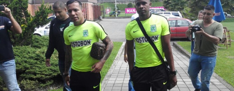 Atlético Nacional presentó sus nuevos refuerzos