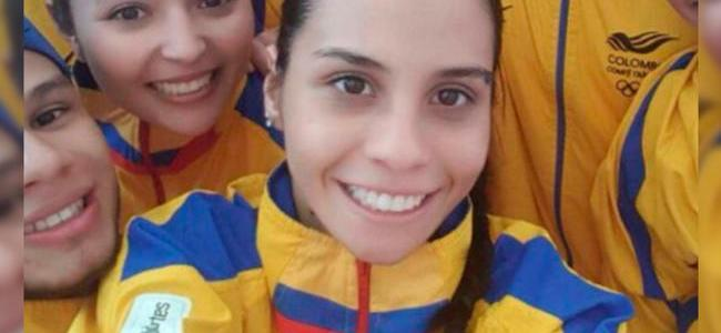 Murió la medallista de taekwondo Andrea Álvarez