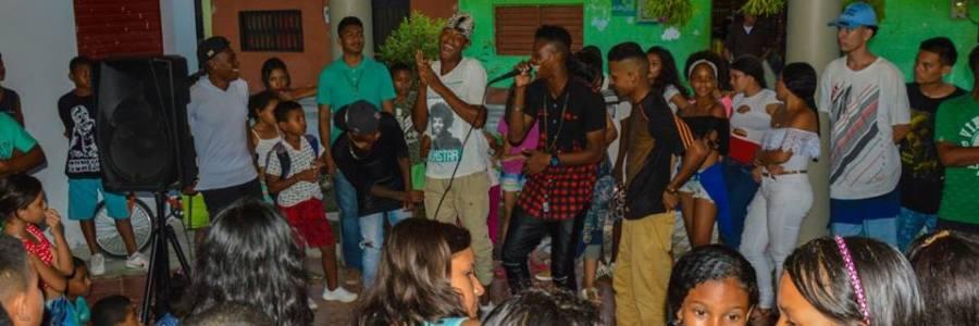 En Carepa desarrollamos: Yo Bailo por la Paz…