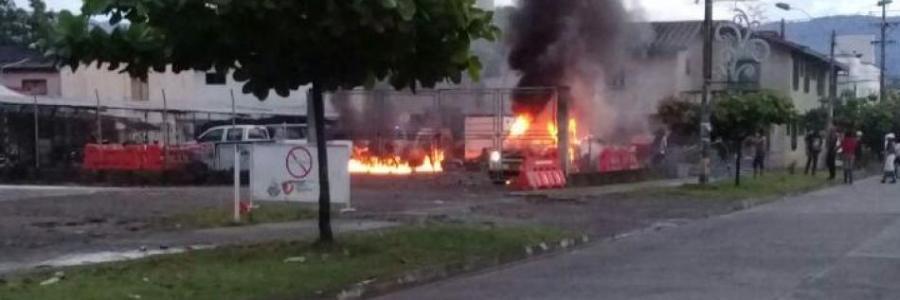 MinDefensa informó que van 36 capturas por disturbios en Urabá