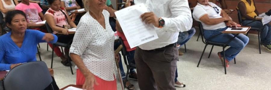Indemnizadas 89 víctimas del conflicto armado en Urabá