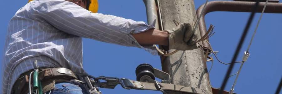 Suspensión  de energía en Carepa