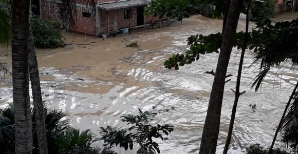 La tragedia llegó a Puerto Valdivia