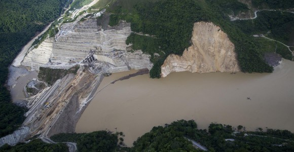 Anla ordenó suspender obras no prioritarias de Hidroituango