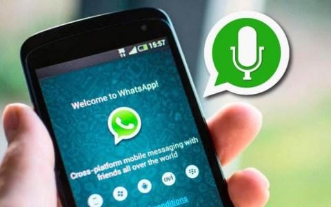 El truco de WhatsApp para escuchar los audios antes de enviarlos