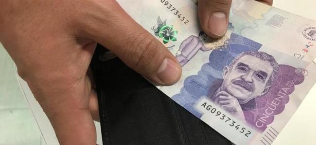 Salario mínimo en 2019 será de $828.116 y subsidio de transporte de $97.032