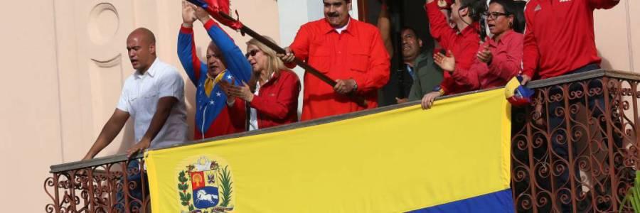 Colombia pone en 'lista negra' a más de 200 personas del círculo de Maduro