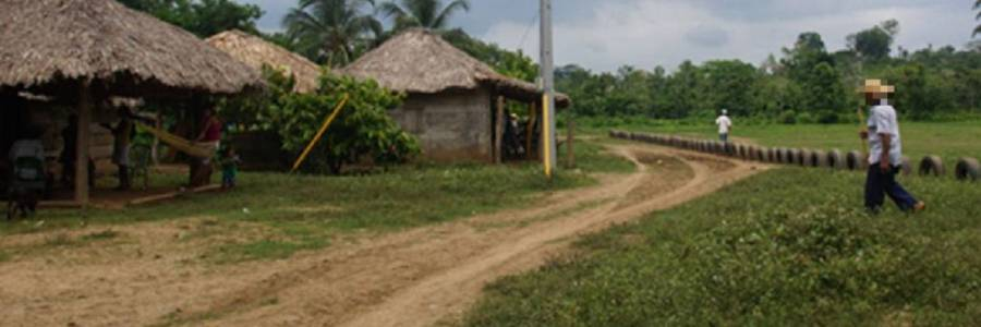 Policía suspendió la seguridad a restitución de tierras en Urabá