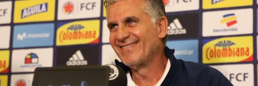 La Selección Colombia busca amistosos para disputar en Europa
