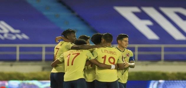 Ranking de la FIFA: Selección Colombia por fuera de los 10 primeros