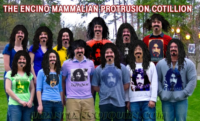 Encino Mammalian Protrusion Cotillion