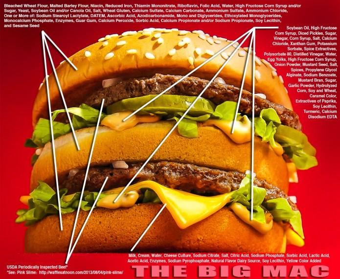 McDonaldland BigMac