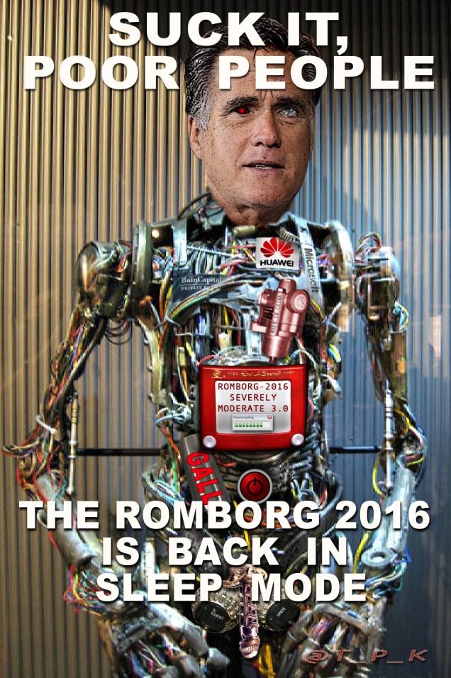 THE RomBorg 2016