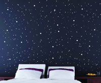Starry Sky Wall Pack, Star Stickers, Star Wall Sticker ...